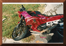 Motorcycle Accident Reconstruction Investigations