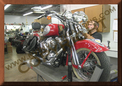 Certified Motorcycle Appraisal