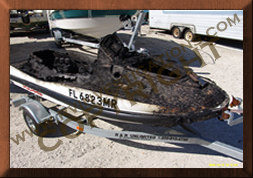 PWC/Boat Fires Investigation