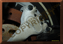 Motorcycle Brake Assemble Chemical Corrosion Investigation