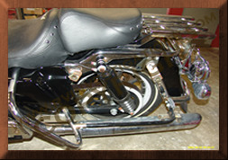Motorcycle Frame Corrosion Investigation