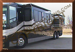 Motorhome/RV Infrared Outside Reference