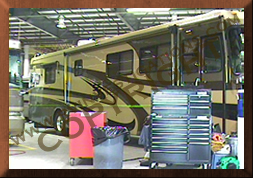 Motorhome/RV Infrared Thermography Water Intrusion Reference