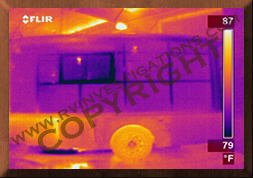Motorhome/RV Infrared Thermography Wall Laminate Analysis